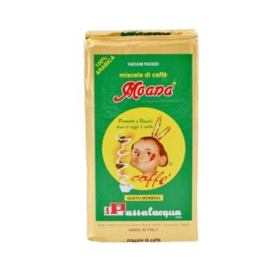 Ground Coffee, Moana Gusto Morbido, Passalacqua, 250g
