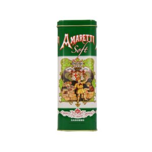 Del Chiostro Soft Amaretti Tower Tin