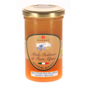 Brezzo Wild Flower Honey