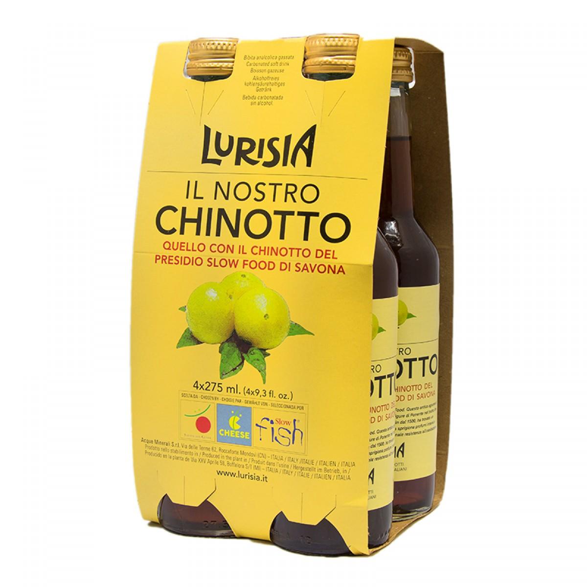 Lurisia Chinotto (case of 4)