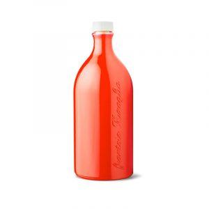 Frantoio Muraglia Extar Virgin Olive Oil Terracotta (red glass)