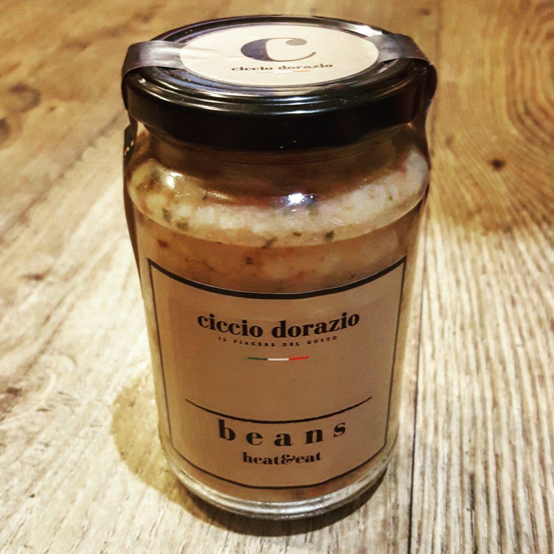 Winter Veg & Bean Soup