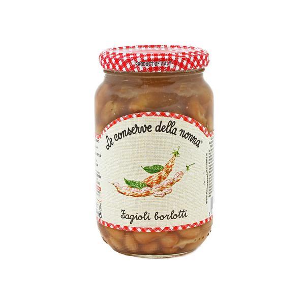Borlotti Beans, La Conserve Della Nonna, 370g