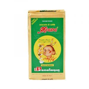 Ground Coffee, Moana Gusto Morbido, Passalacqua, 250g